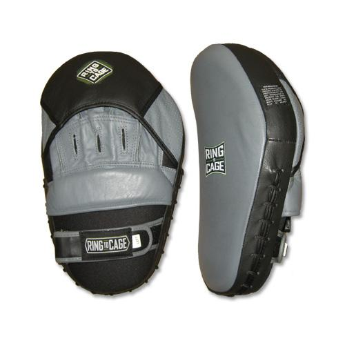 Ring To Cage Curved Professional Punch Mitts